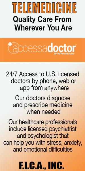 Telemedicine for you and your family