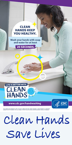 Hand Washing Saves Lives