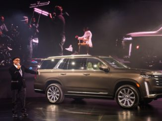 Spike Lee introduces the 2021 Cadillac Escalade